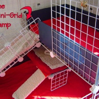 Cage Building: The Mini-Grid Ramp