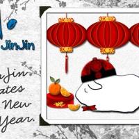 Mr. JinJin Celebrates Chinese New Year